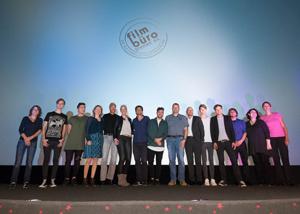 Die Jury des Filmwettbewerbs