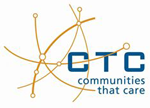 "Logo ""Communities that care"""