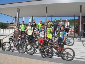 Ein Radsportverein