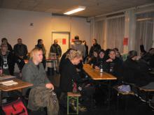 Begegnungstreffen Anwohner/-innen und Jugendliche, Cheltenhampark, 02.11.2012